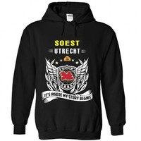 Soest, Utrecht - It's where my story begins