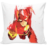 The Flash Couch Pillow