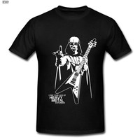 Darth Vader Heavy Metal T-Shirt