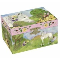 Enchantmints Fairy Horse Music Box