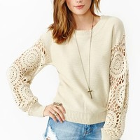 Day Tripper Crochet Knit
