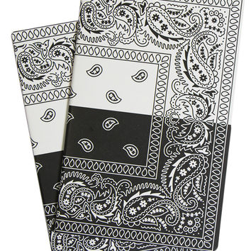 BANDANA NOTEBOOK 2 PACK