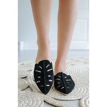 Savannah Flats - Black