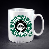 Starbucks Grumpy Personalized mug/cup