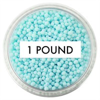 Light Blue Non-Pareils 1 LB