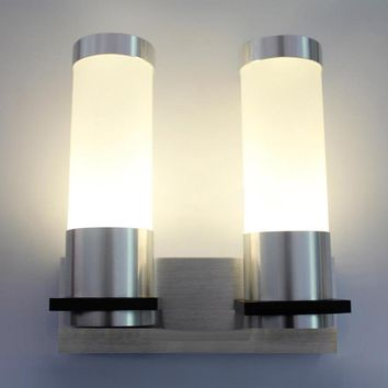 Tanbaby Modern Aluminum Acrylic LED Wall Light Sconce