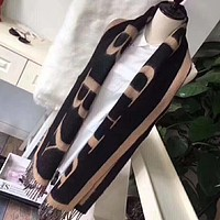 Perfect Balenciaga  Women Wool Scarf Shawl Scarf