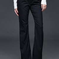 Gap Full Panel Pinstripe Modern Boot Pants