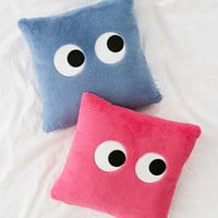Googly Eyes Plush Throw Pillow | Urban Outfitters