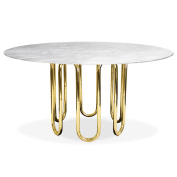 Jonathan Adler Scalinatella Dining Table