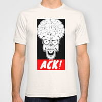 ACK! T-shirt by Moop