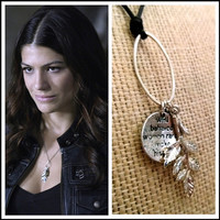 Ruby's Necklace from Supernatural by flylikehermes on Etsy