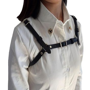 Leather Shoulder Harness