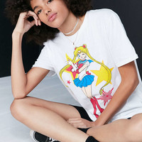 Sailor Moon Tee - Urban Outfitters