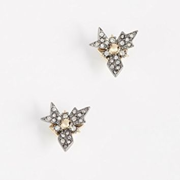 Small Burst Stud Earrings