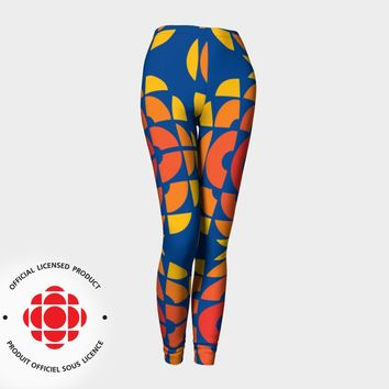 CBC Retro Leggings by Shelfies
