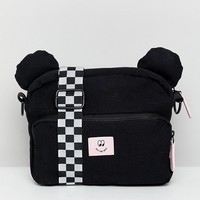 Vans X Lazy Oaf Bear Cross Body Bag at asos.com