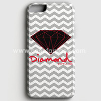 Red Diamond Supply Co Chevron iPhone 6 Plus/6S Plus Case | casefantasy