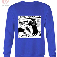 Star Wars Stormtrooper Sith Youth Sonic Youth Goo Lp Long Sweater