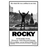 Rocky - Movie Sheet 24x36 Standard Wall Art Poster