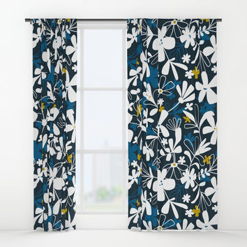 Eloise Window Curtains by Heather Dutton