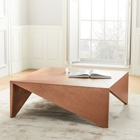 Copper Clad Coffee Table