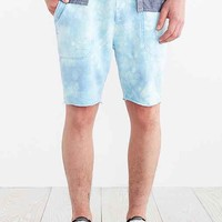 Globe Barkly Walk Short- Blue
