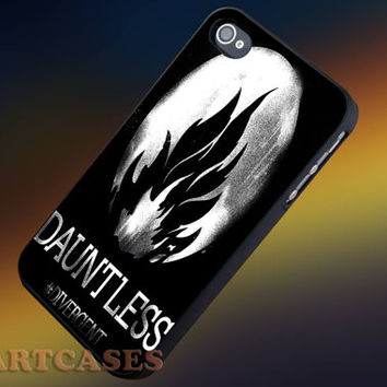 Divergent Dauntless The Brave - iphone 4/4s case, iphone 5/5s,iphone 5c, samsung s3 i9300 case, samsung s4 i9500 case in SmartCasesStore.