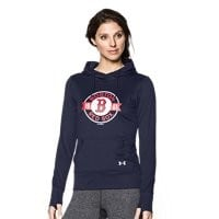 Under Armour Women's Boston Red Sox UA French Terry Hoodie