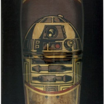 Santa Cruz Star Wars R2-D2 Inlay Collectible Deck 10.35X31