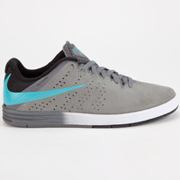 Nike Sb Paul Rodriguez Citadel Mens Shoes Grey  In Sizes