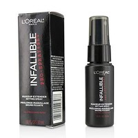 L'Oreal Infalliable Pro Spray & Set Makeup Extender Setting Spray (Travel Size) Make Up