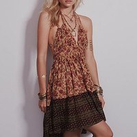 Free People Womens Floaty Gauze Dress