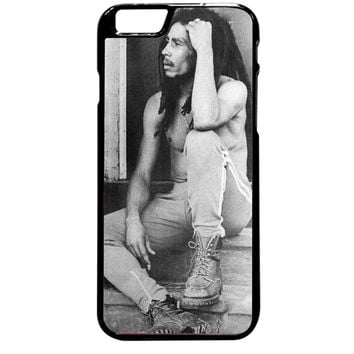Vintage Bob Marley For iPhone 6 Plus Case *ST*