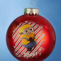 Red Despicable Me Ornament | zulily