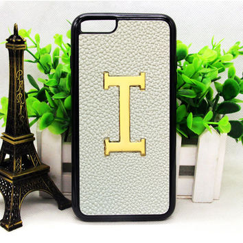 HERMES WHITE IPHONE 6 | 6 PLUS | 6S | 6S PLUS CASES