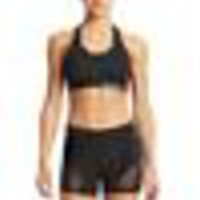 VaporActive Temper Racerback Medium Impact Sports Bra - Moonless Night