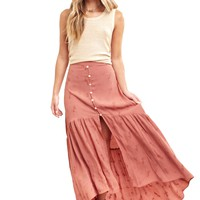 Rosewater Coco Maxi Skirt