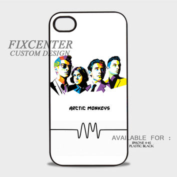 Arctic Monkeys Band - iPhone 4/4S Case