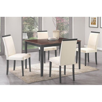 Wildon Home ® Peter 5 Piece Dining Set
