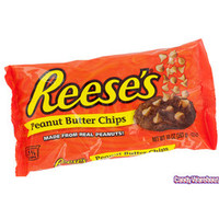 Reese's Peanut Butter Chips: 10-Ounce Bag | CandyWarehouse.com Online Candy Store