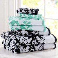 Damask Towels