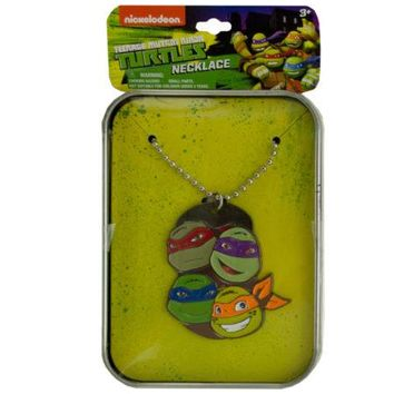 Nickelodeon Ninja Turtles Necklace (Available in a pack of 12)