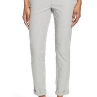 Caslon® Chino Ankle Pants (Regular & Petite) | Nordstrom