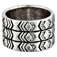 House of Harlow 1960 Echo Crest Ring Silver - Zappos.com Free Shipping BOTH Ways