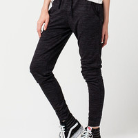 FULL TILT Space Dye Womens Jogger Pants