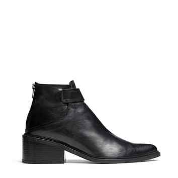 HELMUT LANG SCHIST ANKLE BOOT