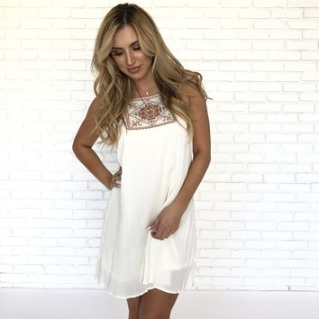 Off In The Meadows Dress
