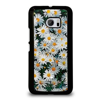 KATE SPADE NEW YORK DAISY MAISE  HTC One M10 Case Cover