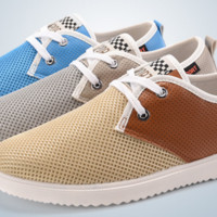 Mens Breathable Casual Shoes